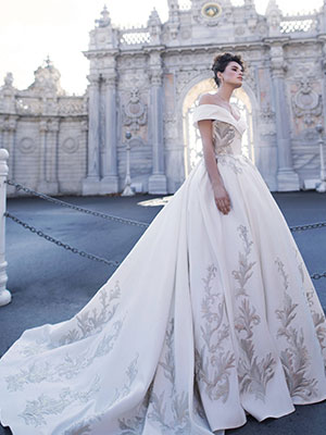 Blammol-Biamo Wedding Gown
