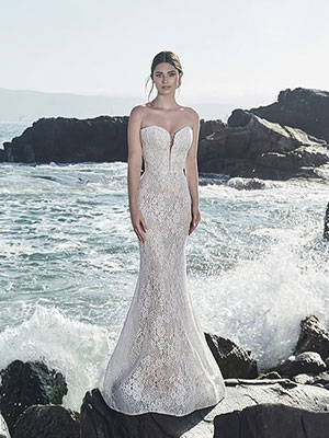 Calla Blanche Wedding Gown